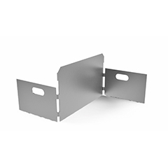 Blind End Plate