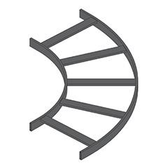 Horizontal E-Bend