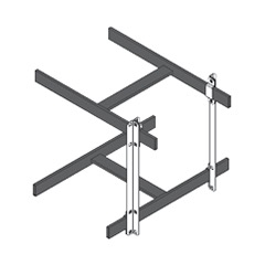 Ladder Rack Stand Off Kit