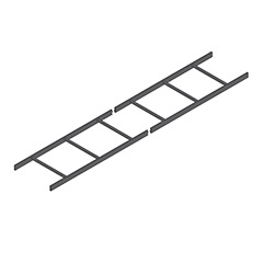 Ladder Rack Straight Sections